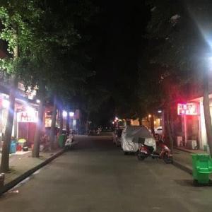 浙江省桐郷市の食堂