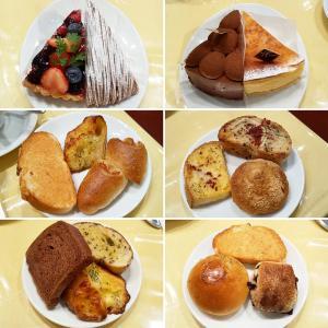 ケーキビュッフェ【マカロニ市場】