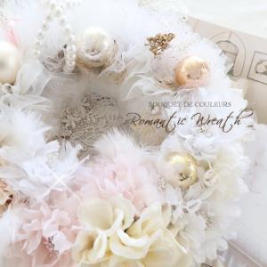 上品なRomantic Wreath ♡