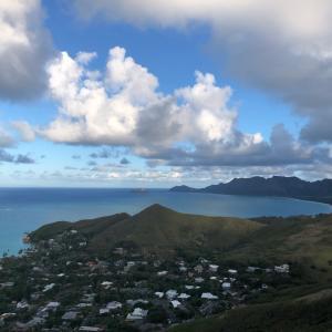 2019年ハワイ旅行④ラニカイピルボックスに登ってみる!
