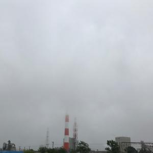 2020/8/1 一日中曇り