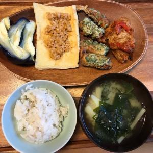 2021/6/24ご飯記録 豚ヒレ肉トマト煮込み