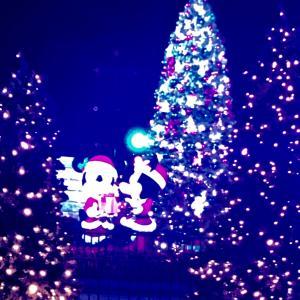 【香港デイズニーランド】クリスマスツリーの点灯式(画像5枚)