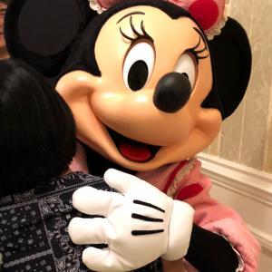 【香港ディズニー】去年の今頃はミニーちゃんと・・・