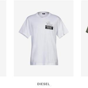 海外通販でまたイタリアからDSQUARED2の服を買う