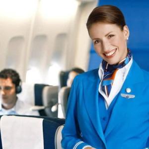 """""""「Happy Flight」で気分を上げる!""""↖賢いおうち時間の使い方ですね。"""