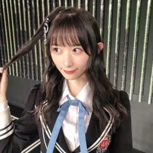 """NMB48の贔屓の""""TeamM 杉浦琴音""""―コロナくんと一緒の折々、琴姫と数学で遊ぼう"""