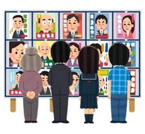 今日は競馬の日・・・自民党総裁選挙?