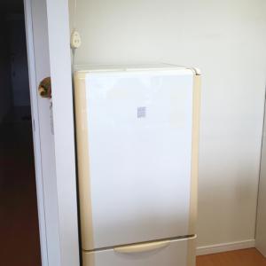 冷蔵庫買い換えました