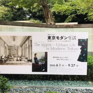 ②東京都庭園美術館、車検 / ジャンリシャール テラスコープ