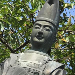 花将軍・北畠顕家を偲んで、霊山神社に参拝してきた