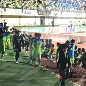 湘南 VS. 横浜FM ベスメン組めないフライデーナイトJリーグ。そこそこ善戦したけれど…