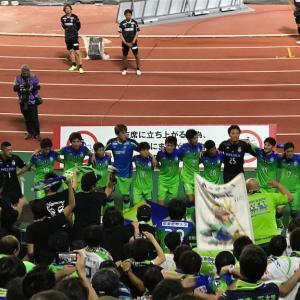 名古屋 VS. 湘南 全力で走り、泥臭く戦い、七夕の夜に連敗ストップ!
