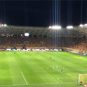 仙台 VS. 湘南…杜の都でエンドレスラピュタに興奮。続きはホームの浦和戦で!
