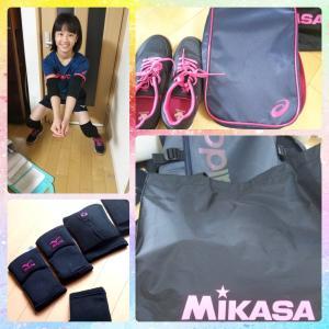 MIKASAのバッグ