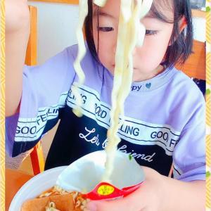 カップ麺の食べ方