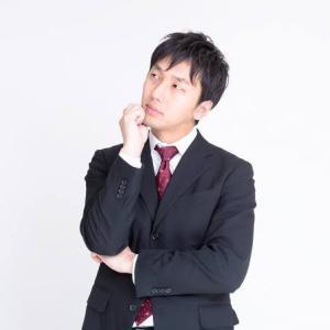 男性のスーツ姿•魅力3割増