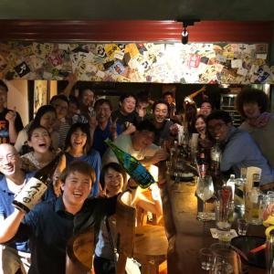 新潟県人会と、初陣。NSTの皆様へ