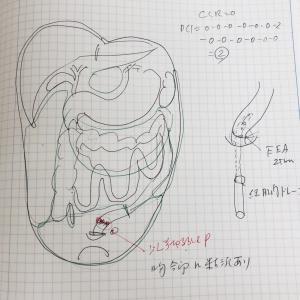 腹膜切除手術、術後説明