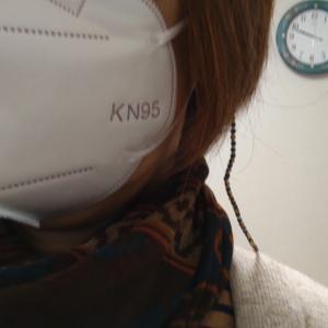 N95マスク。