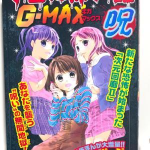 (告知)新星出版社/本当に怖い話G-MAX 呪
