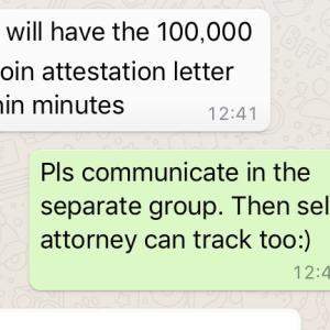 ビットコイン大暴落?ビビりすぎですよ