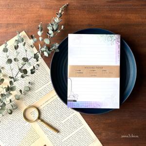 新商品:紫陽花 便箋