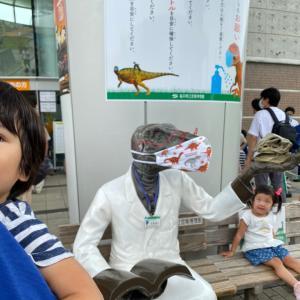 2020 福井・石川②恐竜博物館
