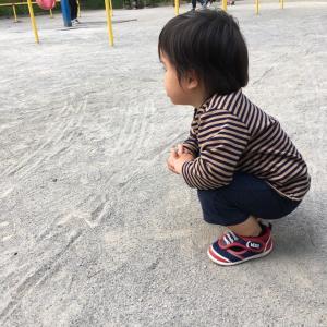 この1か月の成長(息子2歳1か月)