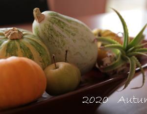 2020年 秋