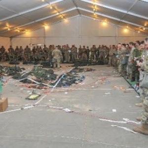 陸上自衛隊、もちろん本業は戦うこと。