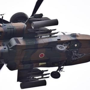 祝 AH-64D飛行再開、でも…