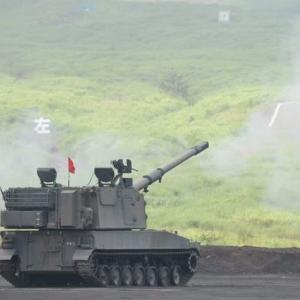 明日、令和2年度富士総合火力演習のライブ映像配信