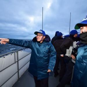 遠洋練習航海で初の北極圏