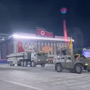 北朝鮮の軽装甲機動車