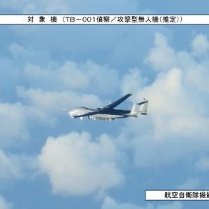 中国無人機で空自が疲弊するのか