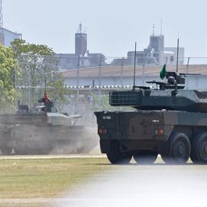 陸上自衛隊、明日15日から大演習10万人参加の大演習