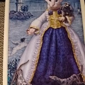 やっぱり猫が好き♪今日の猫様のお言葉「月」:2021/5/29