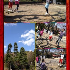 【開催しました】3/23(日) 青空スラックライン体験会@横浜市青葉区