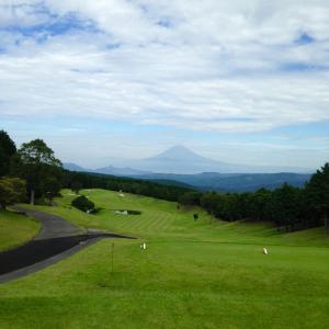 9月のゴルフ旅行