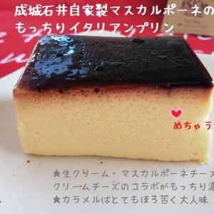 成城石井1,000円超え自家製マスカルポーネもっちりイタリアンプリンを食べたらほっぺたが落ちた!