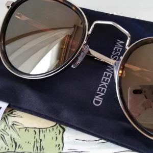 MessyWeekend(メシーウィークエンド)のサングラスが北欧デザイン&コスパ良し!