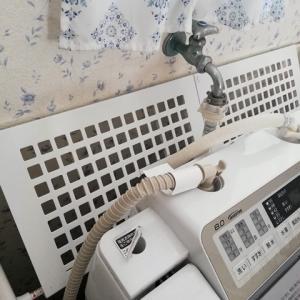 【続】洗濯機の後ろの隙間を100円グッズで対策してみた!手順を公開