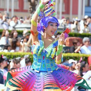 (^ ^♪ドリーミング・アップ!ダンサーさん