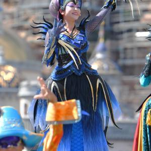(^ ^♪Festival of Mystique ダンサーさん