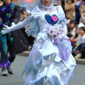 """(^ ^♪スプーキー""""Boo!""""パレード ダンサーさん"""