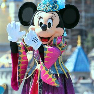 (^ ^♪Festival of Mystique ミニーちゃん