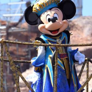 (^ ^♪Festival of Mystique ミッキー