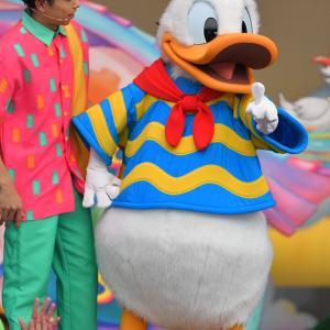 (^ ^♪Disney CARD CLUB ファンパーティー2019 ドナルド