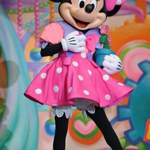 Disney CARD CLUB ファンパーティー2019 ミニーちゃん